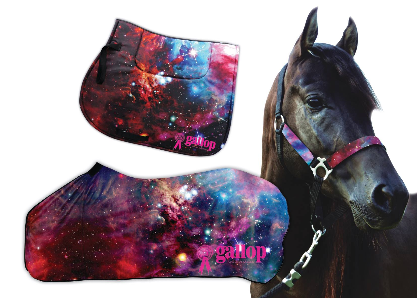 Lukar Zadeldek Galaxy 2 0 De Paardengruiter